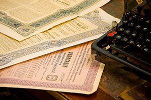 Фінансові інструменти – інвестиційний сертифікат