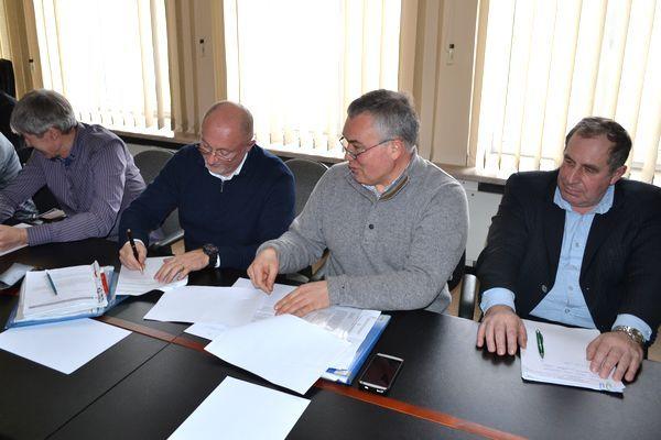 Круглий стіл деревообробників Сумської області